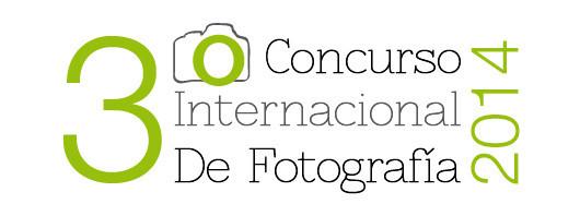logo 2ºconcurso internacional de fotografía