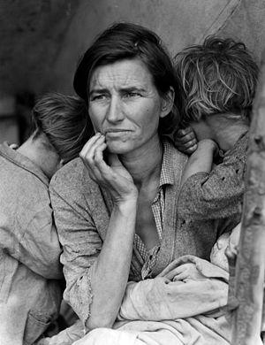 Madre inmigrante
