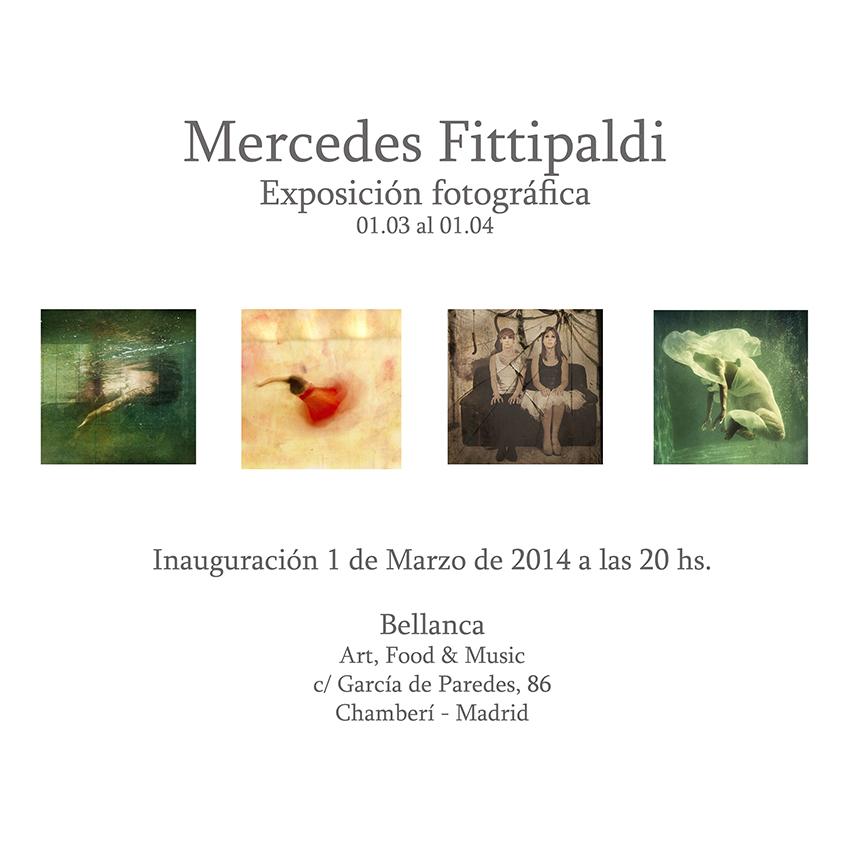 Exposición Mercedes Fittipaldi