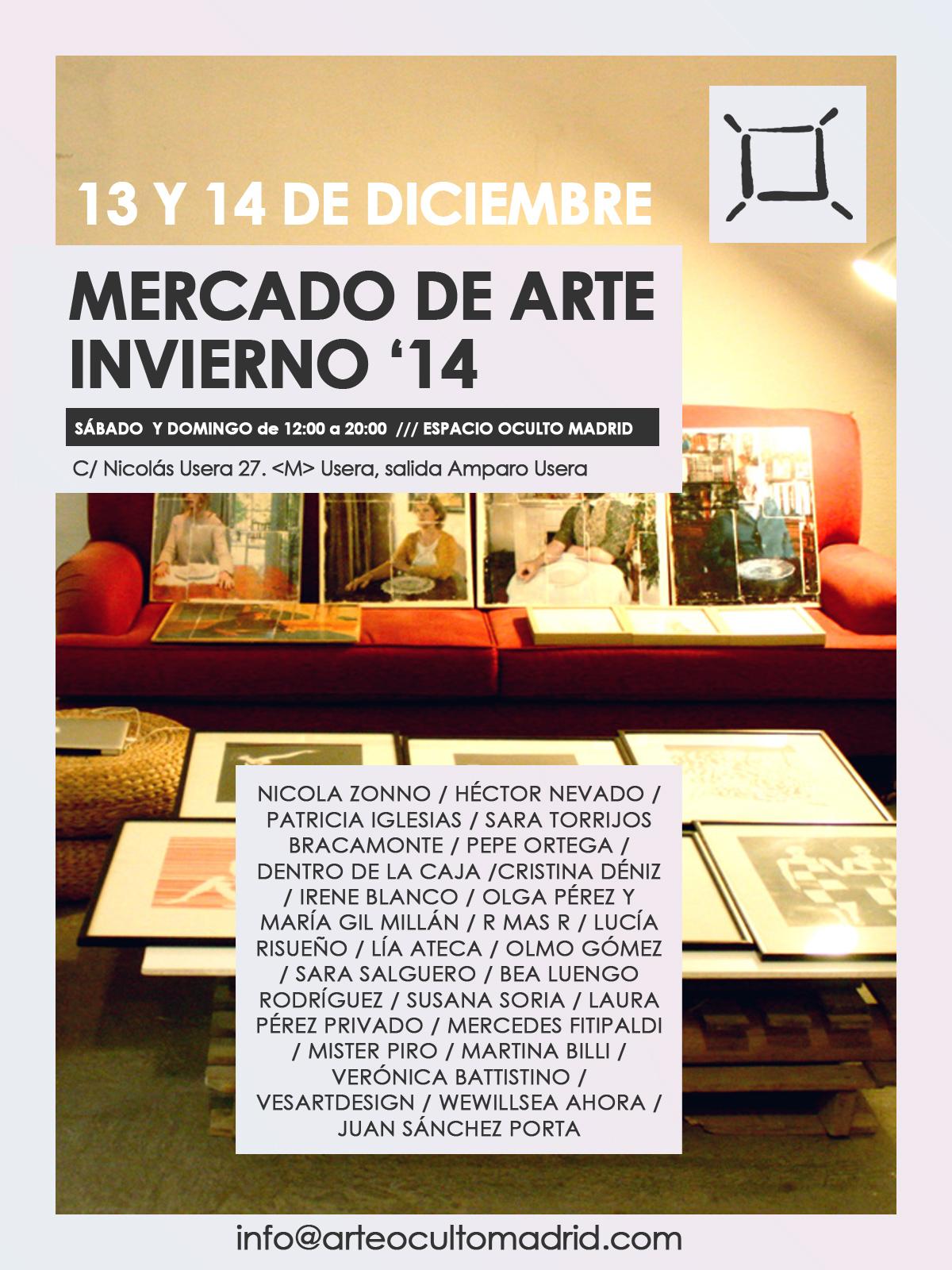 Mercado de Arte Invierno '14